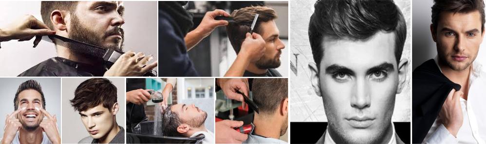 men-collage